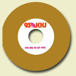 KHJ's Big 93 of 1972