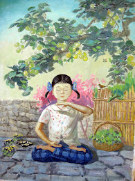 Practising Falun Gong Exercise 5
