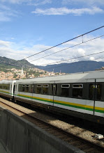 THE MEDELLIN METRO