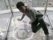 NicK @ Oriental Pearl Tower