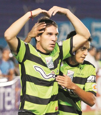 Jorge Ramírez & Jhasmani Campos