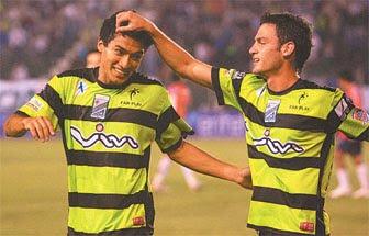 Alcides Peña y Fernando Saucedo