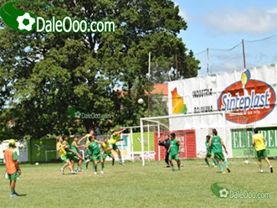 Club Oriente Petrolero - Entrenamiento en San Antonio - Oriente Petrolero
