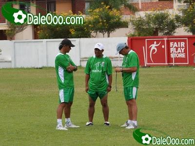 Club Oriente Petrolero - Cuerpo Técnico 2011 - Oriente Petrolero