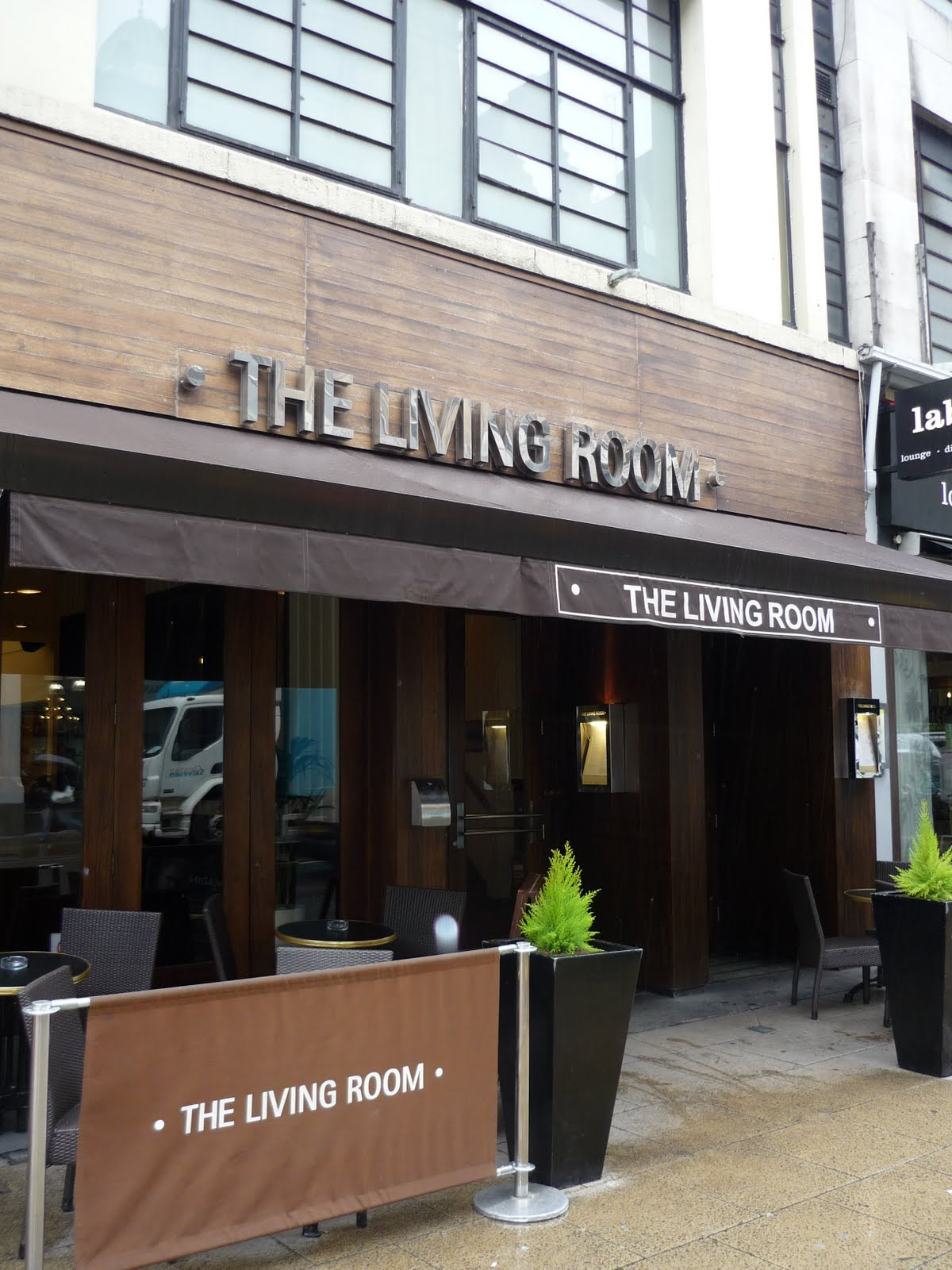 Lewis mannion fmp promotional design diary the living for Living room manchester