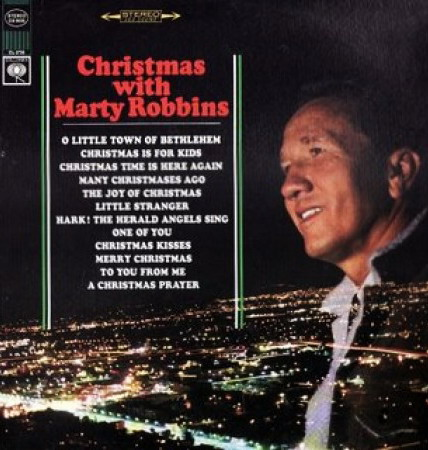 Marty Robbins - Christmas Is For Kids