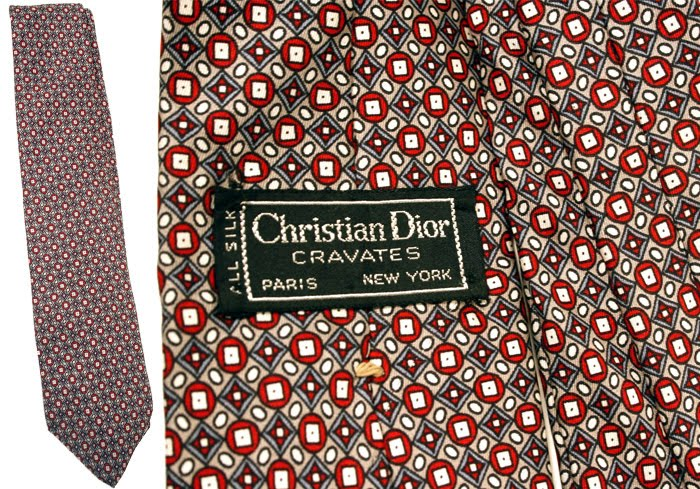 Christian Dior tie