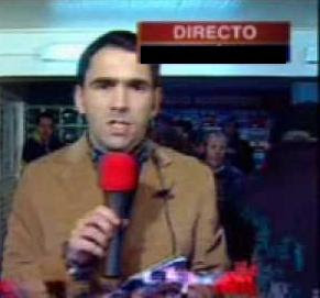 VIDEO: Excuse me?! – Reporter TVI – Benfica Samaris