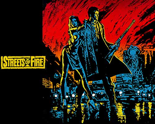 Streets of Fire is what would happen if the Max Fischer Players adapted