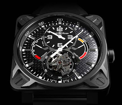 Bell & Ross   Limited Edition Tourbillon
