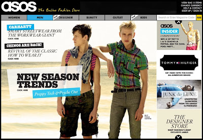 Japanese Fashion Clothing Stores Online on Asos Online Clothing Shop   Men S Style   Fashion   D Marge