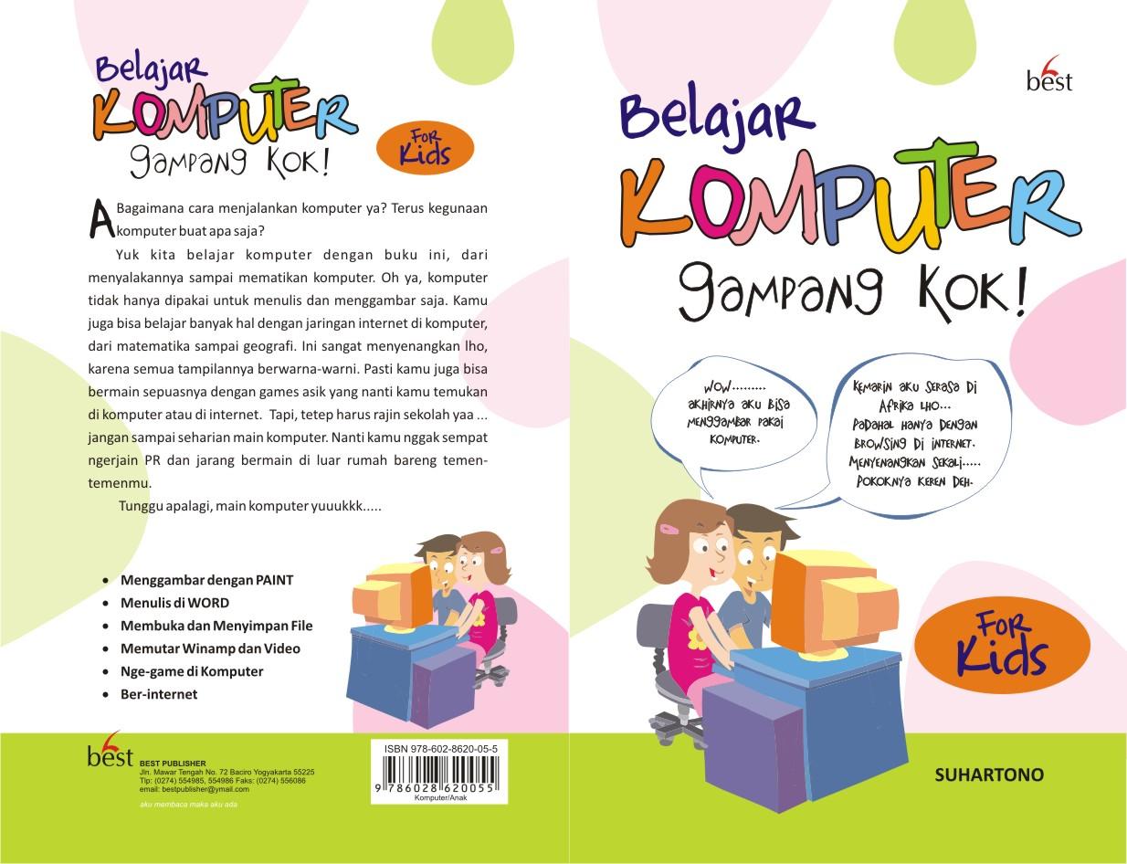 OLIVE: Belajar Komputer Gampang Kok