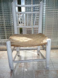 Como pintar silla de madera decoracion y manualidades - Pintar sillas de madera ...