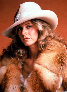 Darling Lindsay Wagner as