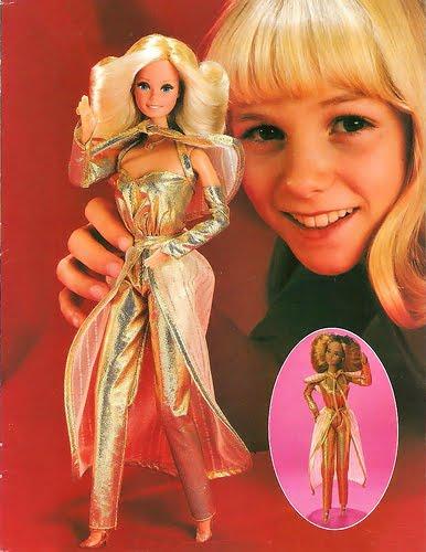 Barbie is a slut icon suggest
