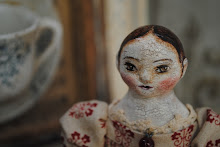 Leah a pincushion doll