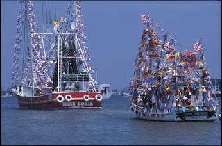 Biloxi Blessing of the Fleet