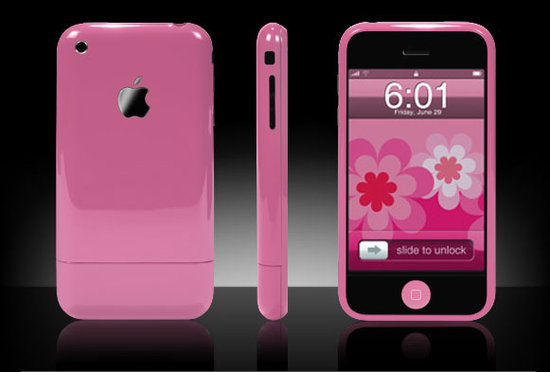 Smiles's Phone <3 Pink-iphone1