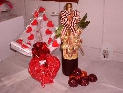 Um brinde ao romantismo!!!