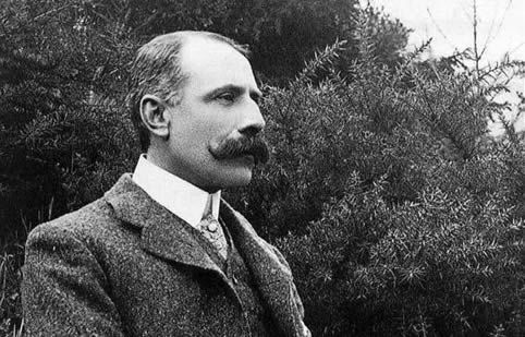 CLASSICAL ICONOCLAST: Elgar - Man behind the Mask