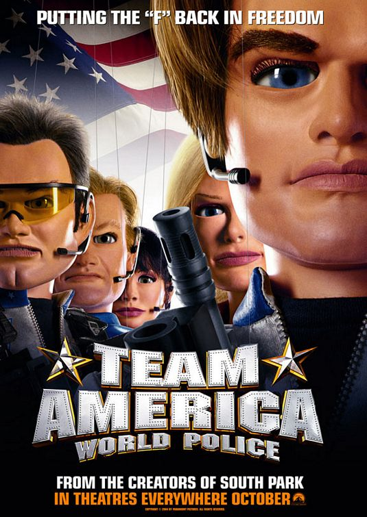 team american fuck yeah
