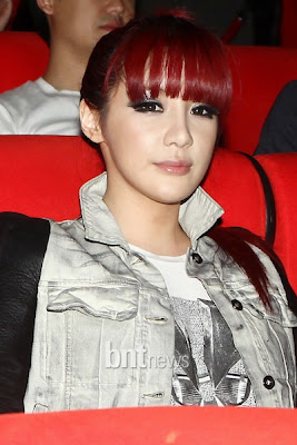 Park bom and top dating allkpop snsd
