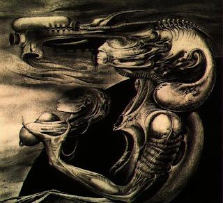 Fantasy Art H.R. Giger