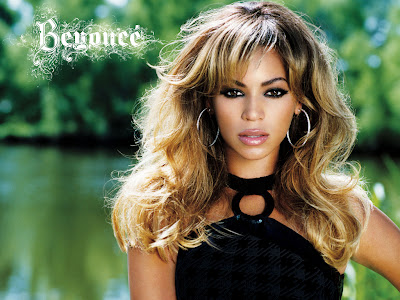Beyonce Knowles hot wallpaper