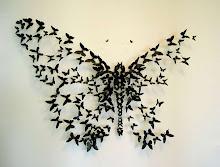 Mariposa de mariposas