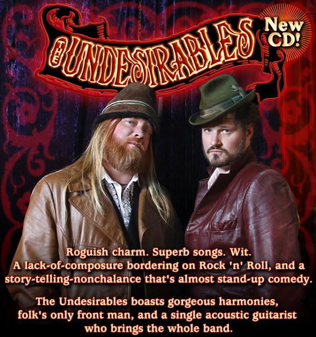 The Undesirables New CD!
