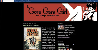 Site Name: The Gore Gore Girl: XXX Through a Feminist Lens
