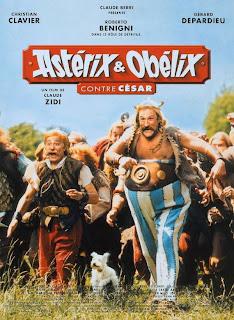 Ver Película Asterix y Obelix contra Cesar Online Gratis (1990)