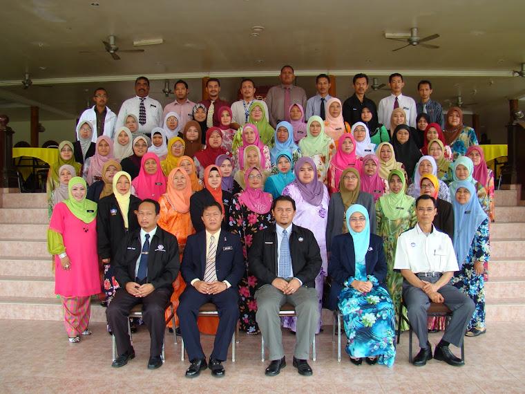 Kursus Perkembangan Staf Tahun 2010 Peringkat Daerah Mersing