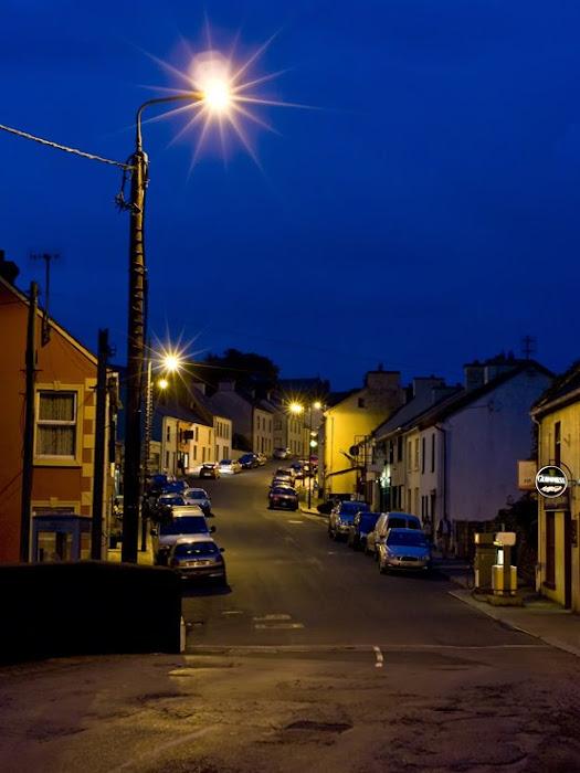 Pueblo en Donegal