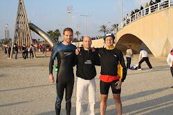 Els ultramonos a la triatló Garmin
