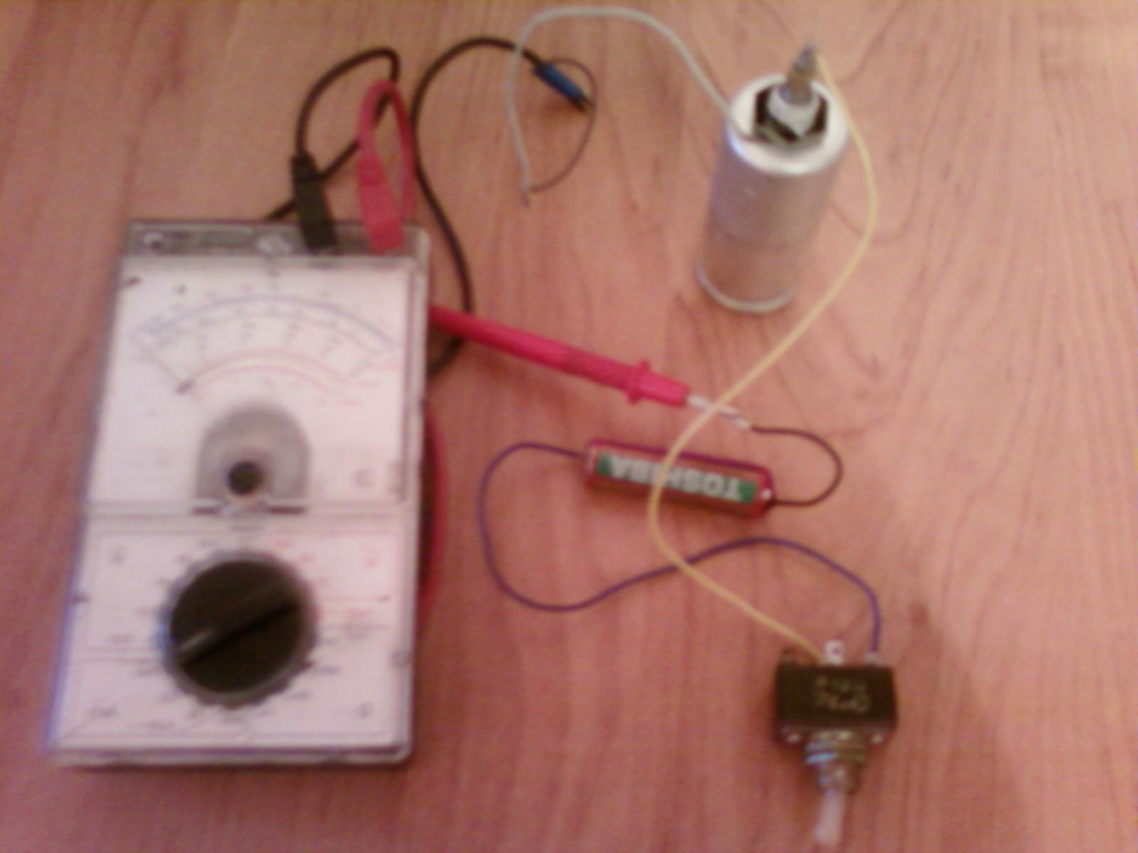 электротехника контрольная работа