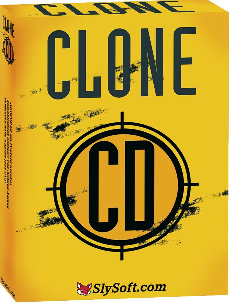 CloneCD 5.3.1.4 Final + Serial Clone.CD-Caixa
