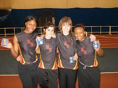 Girls Sprint Med Team