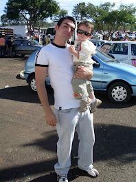 Meu irmão e meu sobrinho-Fábio & Fábio