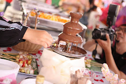 Chocolate Fountain Buffet - Air Terjun Coklat
