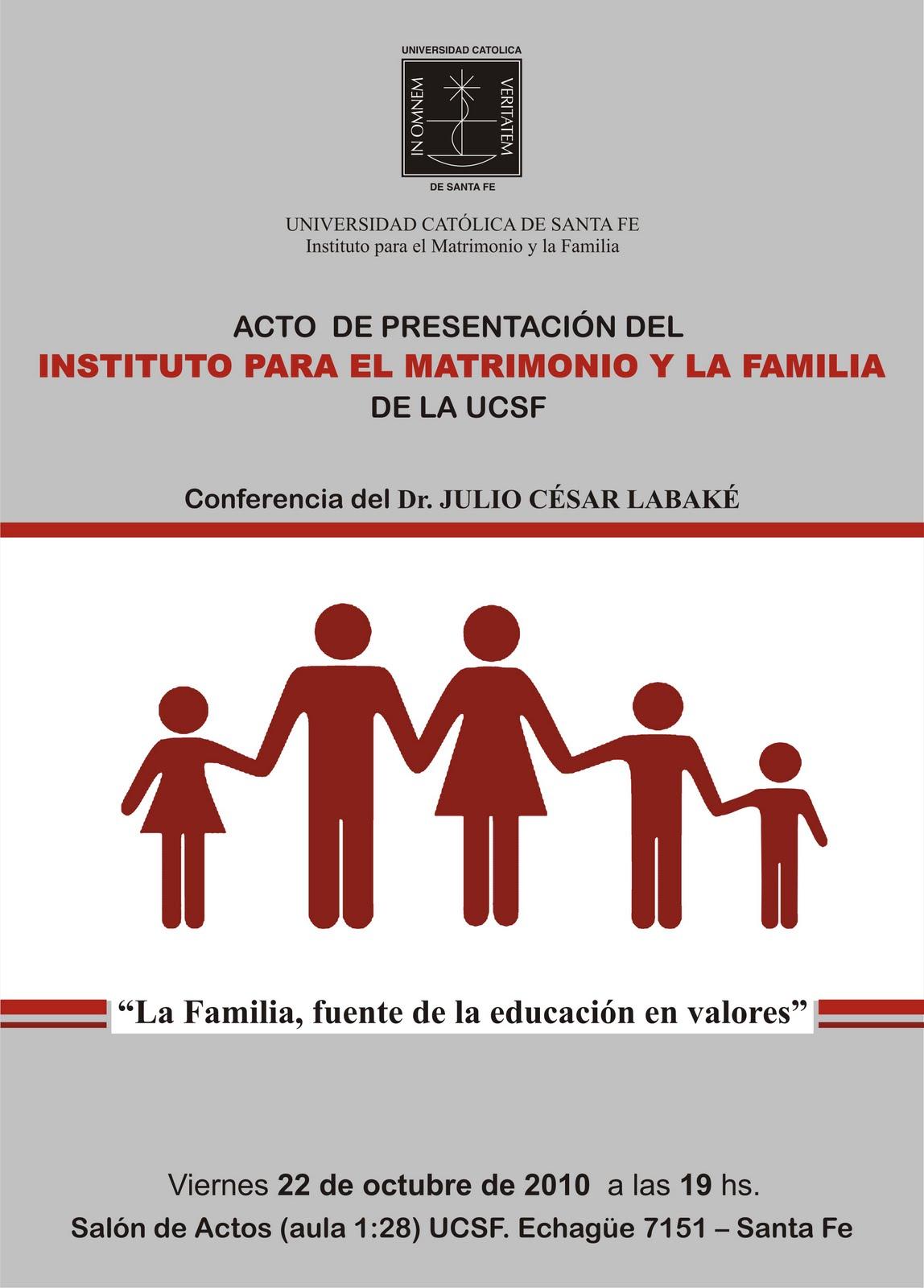 Matrimonio Universidad Catolica : Nuevo instituto para el matrimonio y la familia en ucsf