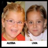 Alessia e Livia 6 anni