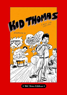 Kid Thomas - A Brief Life - by ALIXOPULOS - courtesy of Matt Nemo Editions