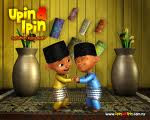 wallpaper upin dan ipin 10