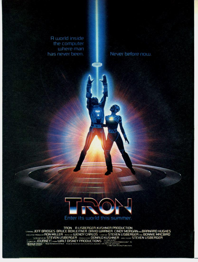 afffiche tron 82