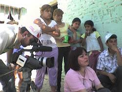 Diego perea, cámara y edición del programa