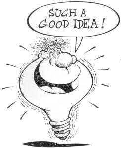 lenny s world good idea
