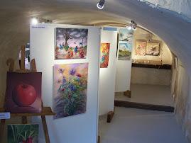 Expo galerie de Vallouise
