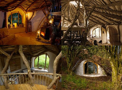 The Hobbit What Does A Hobbit 39 S Home Look Like