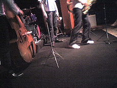 Jazz at fluxus, Vilnius in July